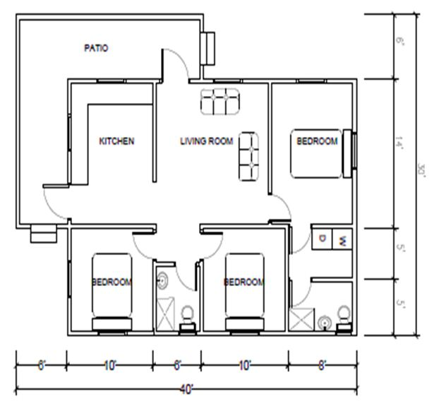 Dvhgh816 3 2 for Www house plans com
